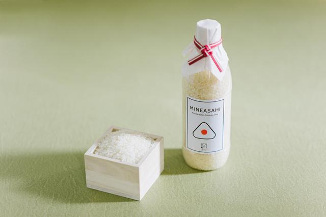 ミネアサヒの米粉